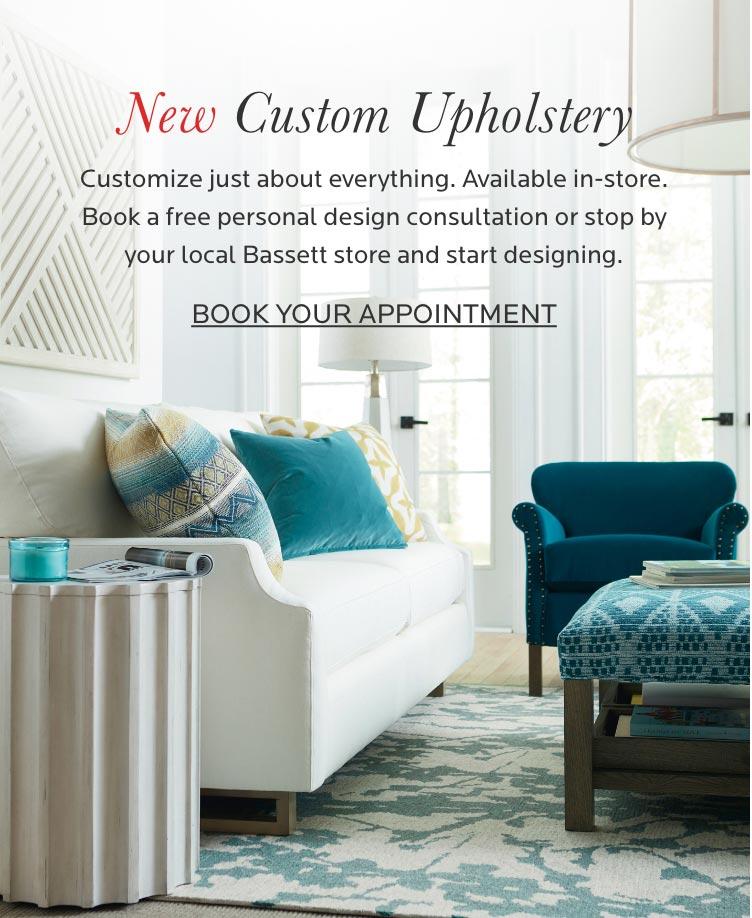 Bassett Custom Upholstery   Mobile ...