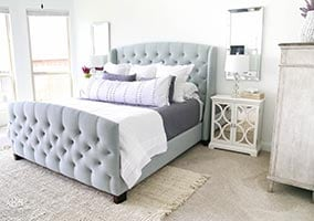 Bassett Paris Bed