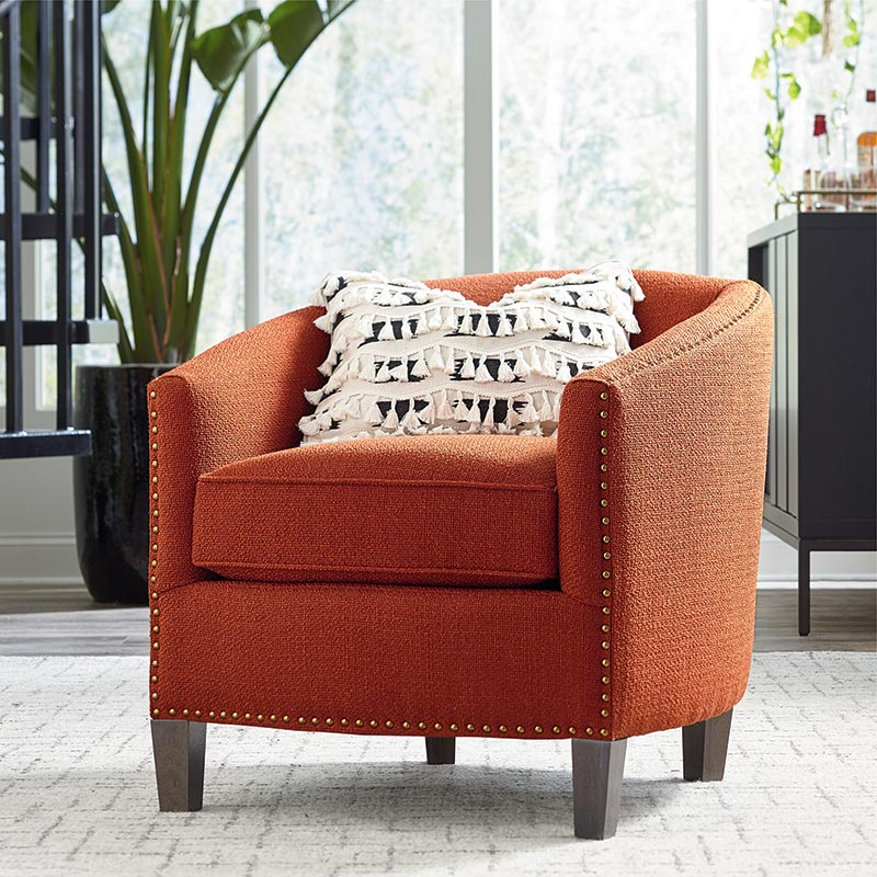 Style Your Living Room with Accent Chairs | Bassett Furniture