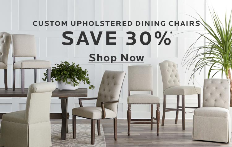 Custom Upholstered Dining Chairs - Mobile
