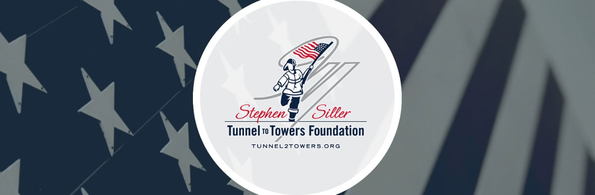 Proud Partner with Stephen Siller Tunnels2Towers Foundation