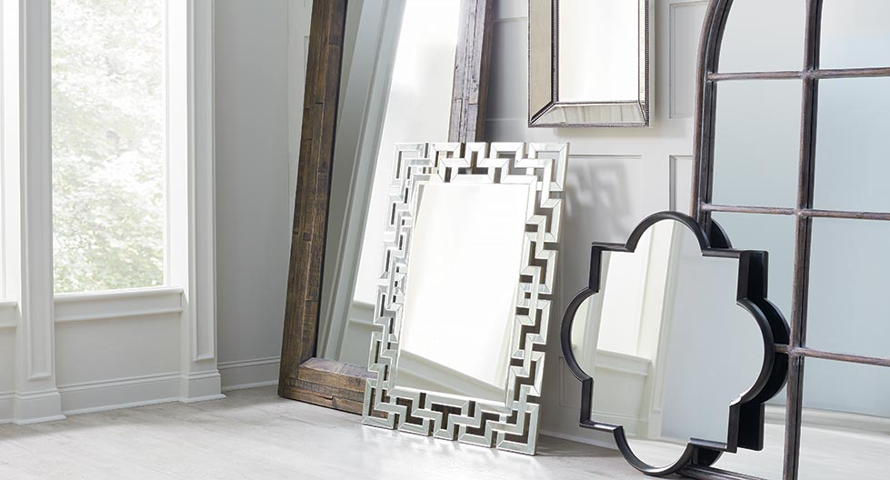 Home Decorating Ideas with Mirrors | Bassett Furniture