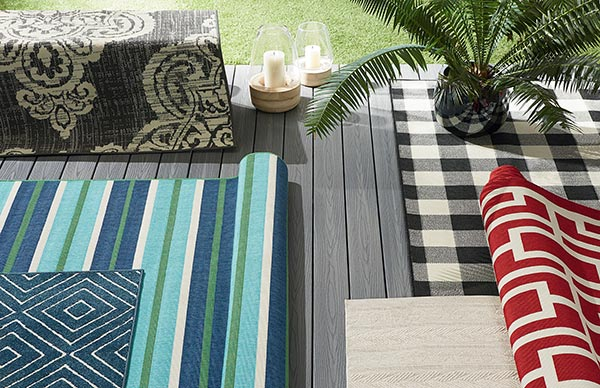 Why You Should Use An Indoor/Outdoor Rug Indoors