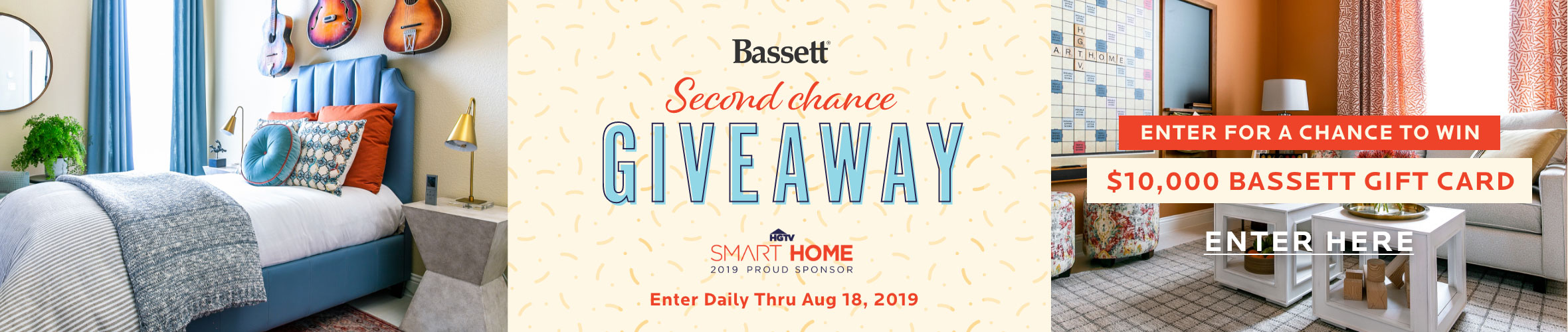 Second Chance Giveaway