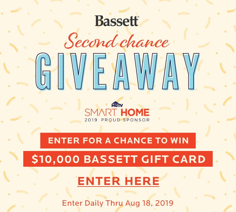 Second Chance Giveaway - Mobile
