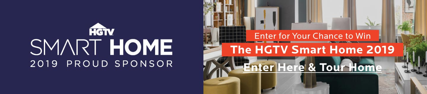 HGTV Smart Home 2019 - Tablet
