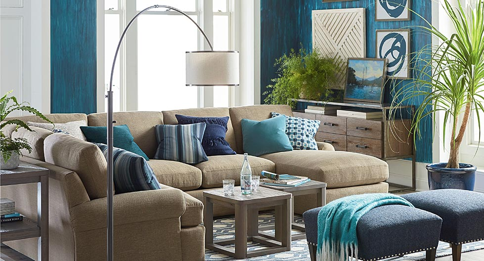 Bassett Sutton Sectional
