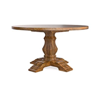 Benchmade Tavern Pedestal Table