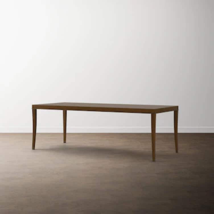 "MODERN 90"" Catania Dining Table"