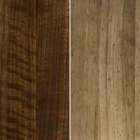 Danish Walnut/Heartwood Pine