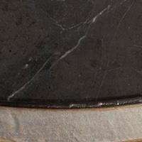 Nickel with Black Marble