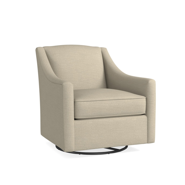 Admirable Corinna Swivel Glider Squirreltailoven Fun Painted Chair Ideas Images Squirreltailovenorg