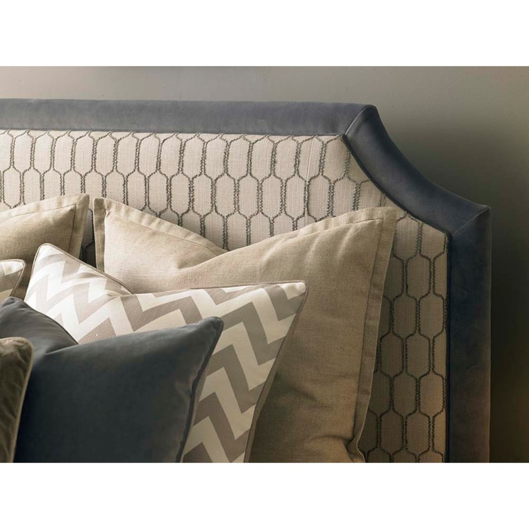 Clipped Corner Headboard