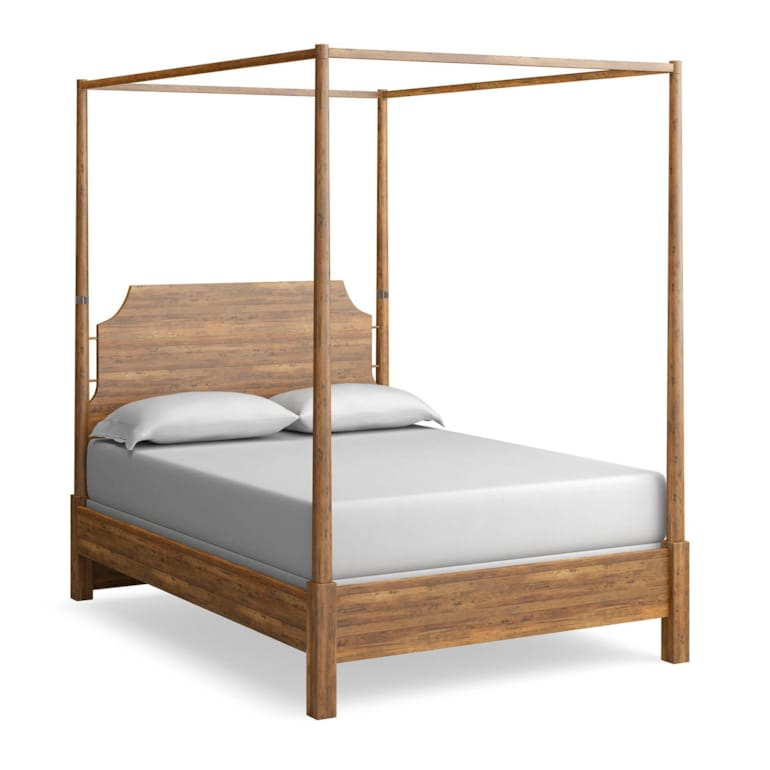 Poster Bed with Canopy