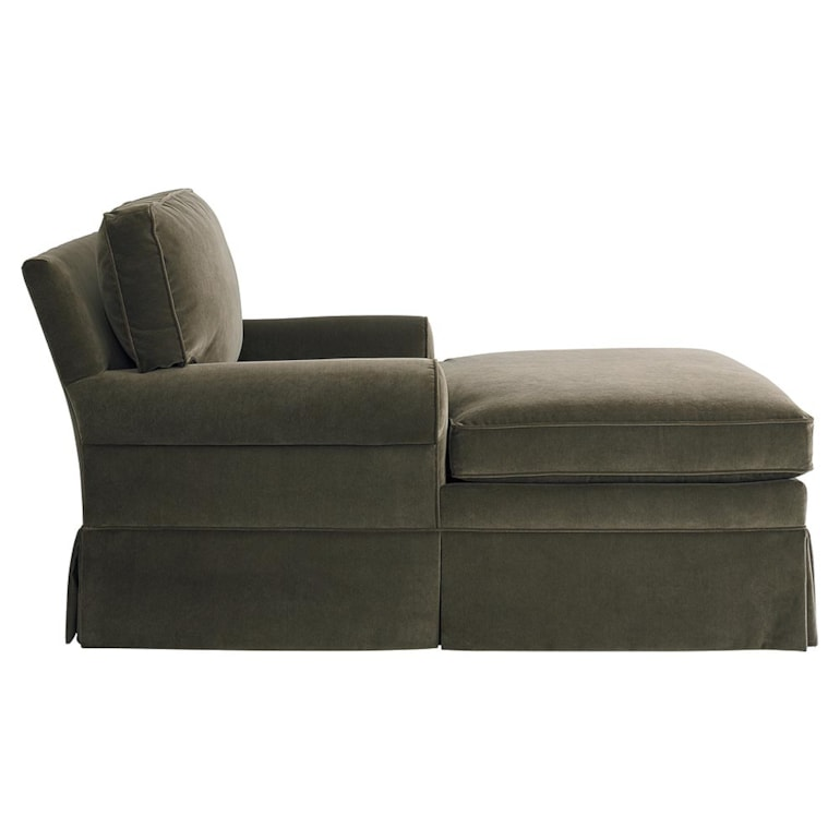 Grande Two Arm Chaise