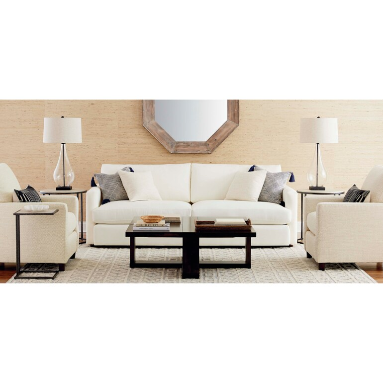 Deep Seating Allure Sofa With Track Arms Allure