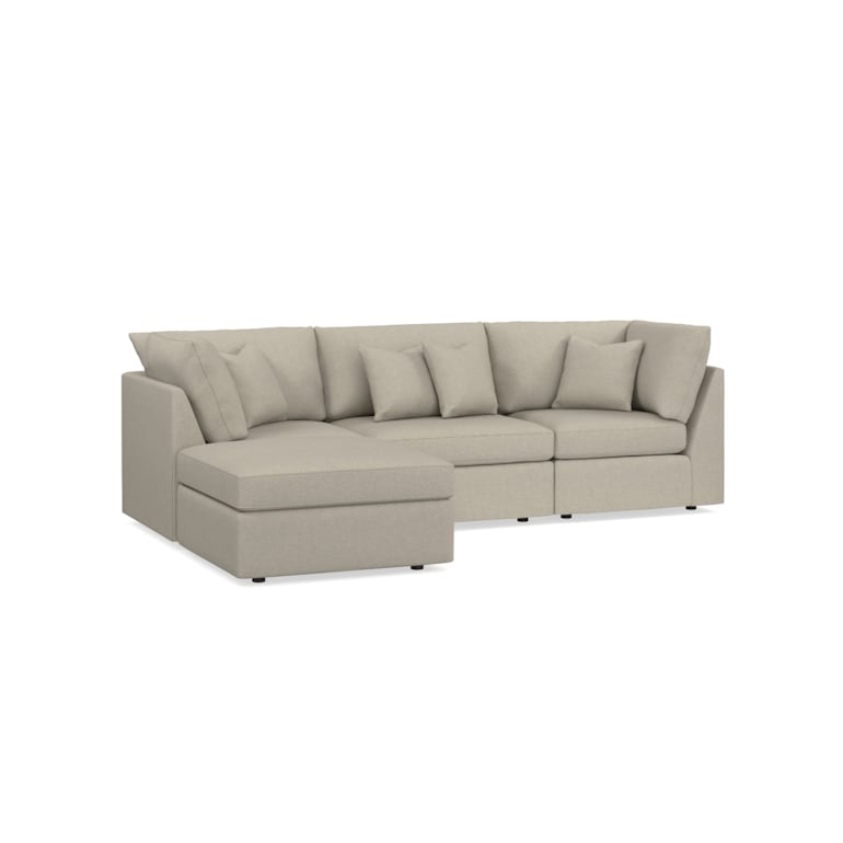 Small Chaise Sectional