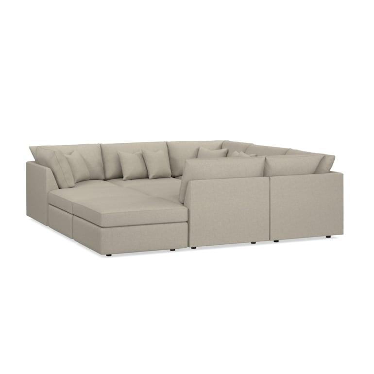 Pit Sectional