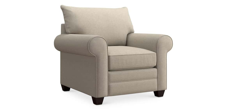 Roll Arm Chair