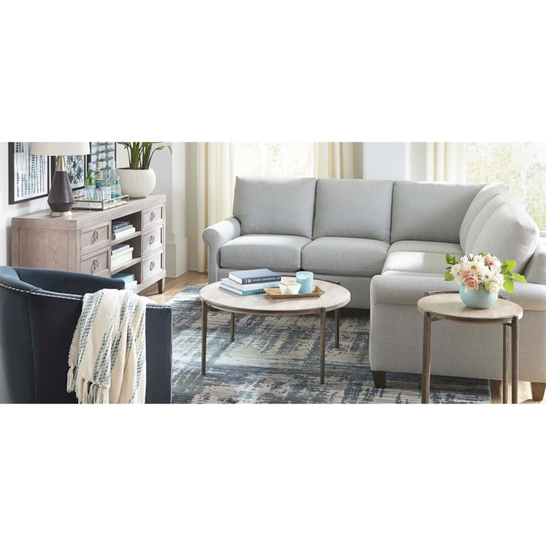 L Shaped Sectional 2714 Lsects