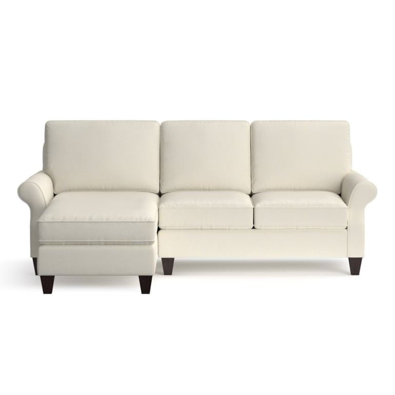 Small Left Chaise Sectional