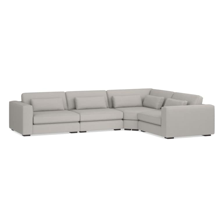 4 Piece L-Shaped Sectional