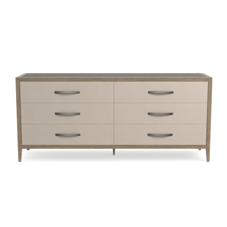 Emilia 6 Drawer Dresser