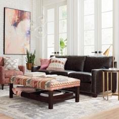 LadsonLeather Great Room Sofa