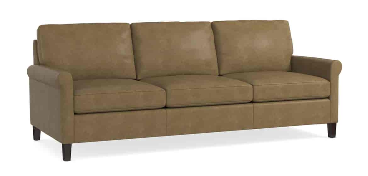 Leather Great Room Sofa
