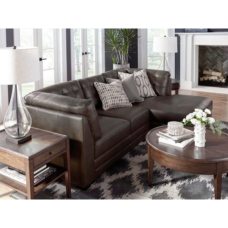 Right Chaise Sectional
