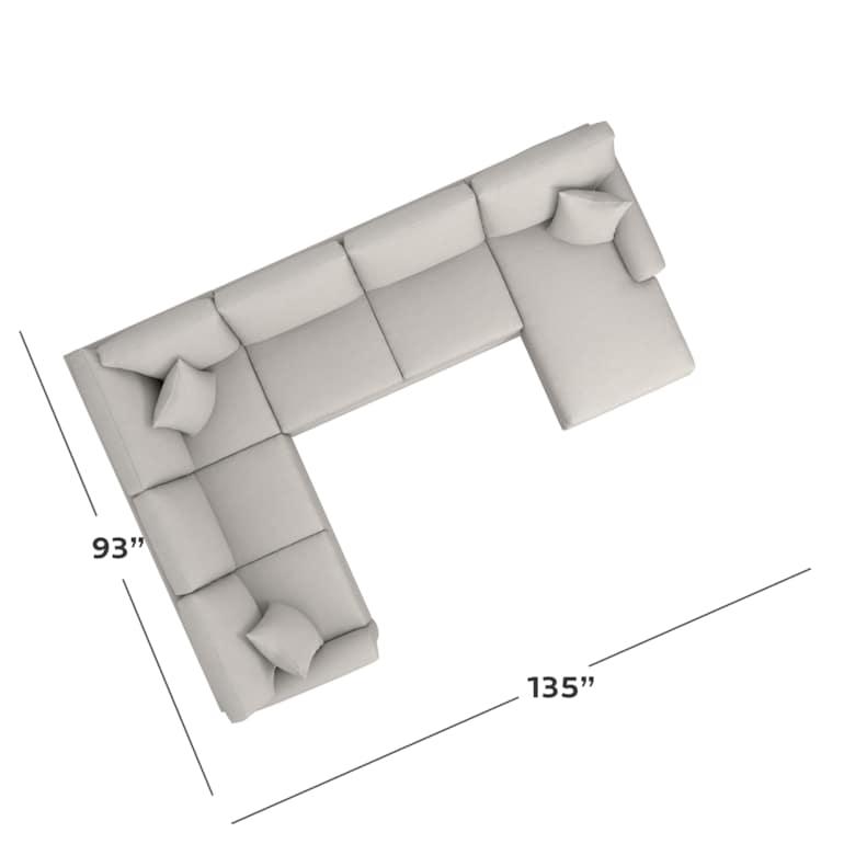 U-Shaped Sectional
