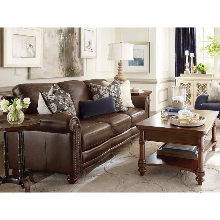 Incredible Hand Rubbed Saddle Leather Sofa Aged Patina Hamilton Machost Co Dining Chair Design Ideas Machostcouk