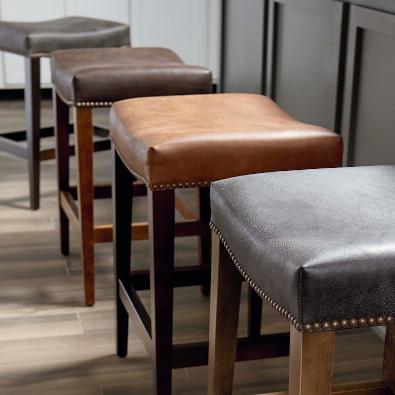 Counter Saddle Stool