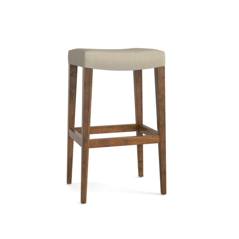 Bar Saddle Stool