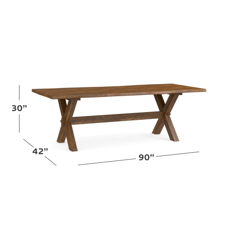 "90"" Rectangular Table"