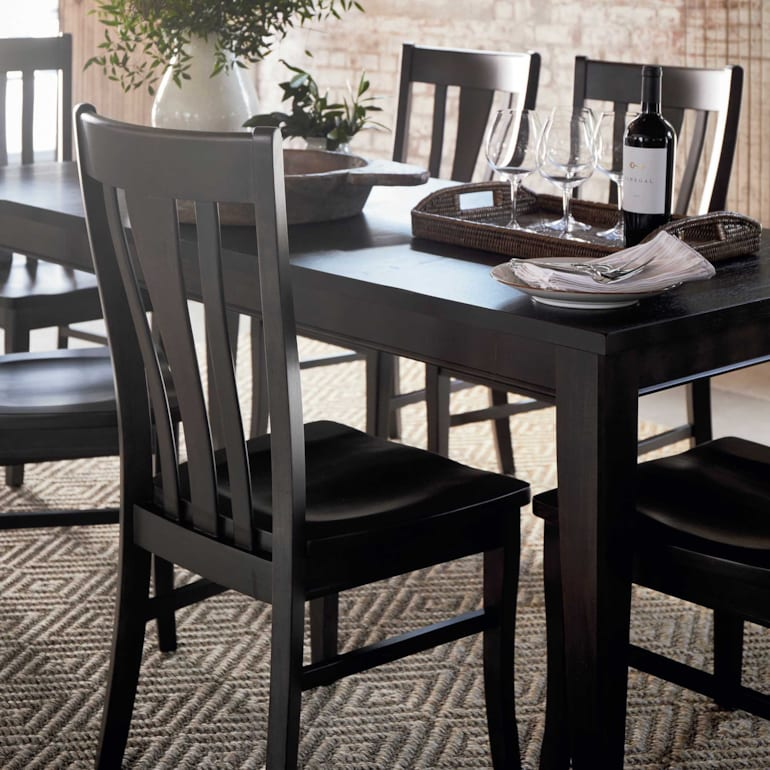 Contemporary Leg Dining Table