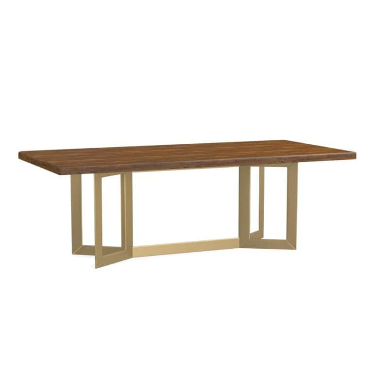 "90"" Maple Astor Table"