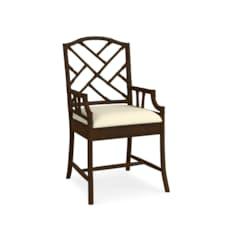 Custom DiningBali Arm Chair