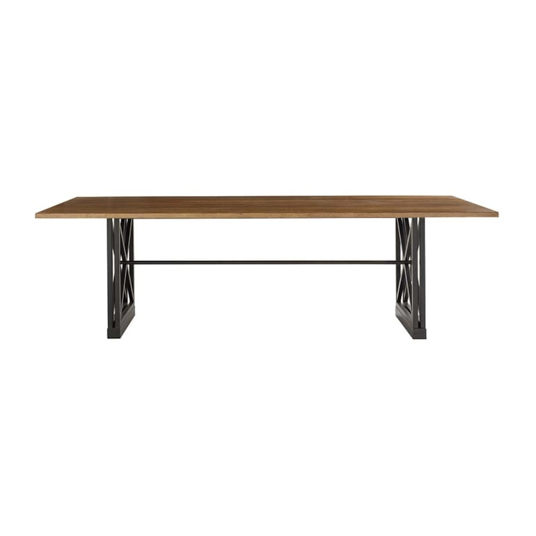 """101"""" Table with Metal Base"""