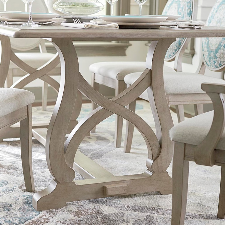 """101"""" Table with Wood Base"""