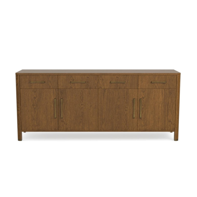 Catania 4 Door Sideboard