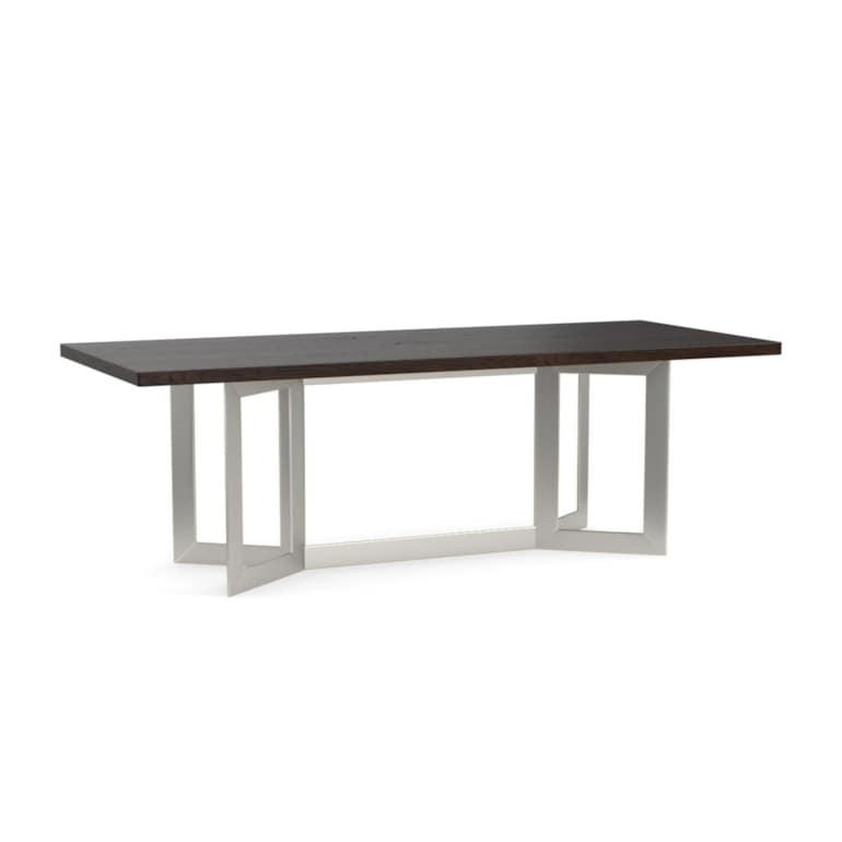 """90"""" Oak Astor Table"""