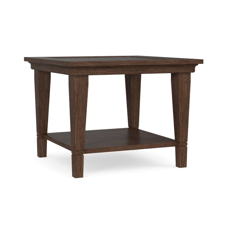 Wood Top Bunching Cube Table