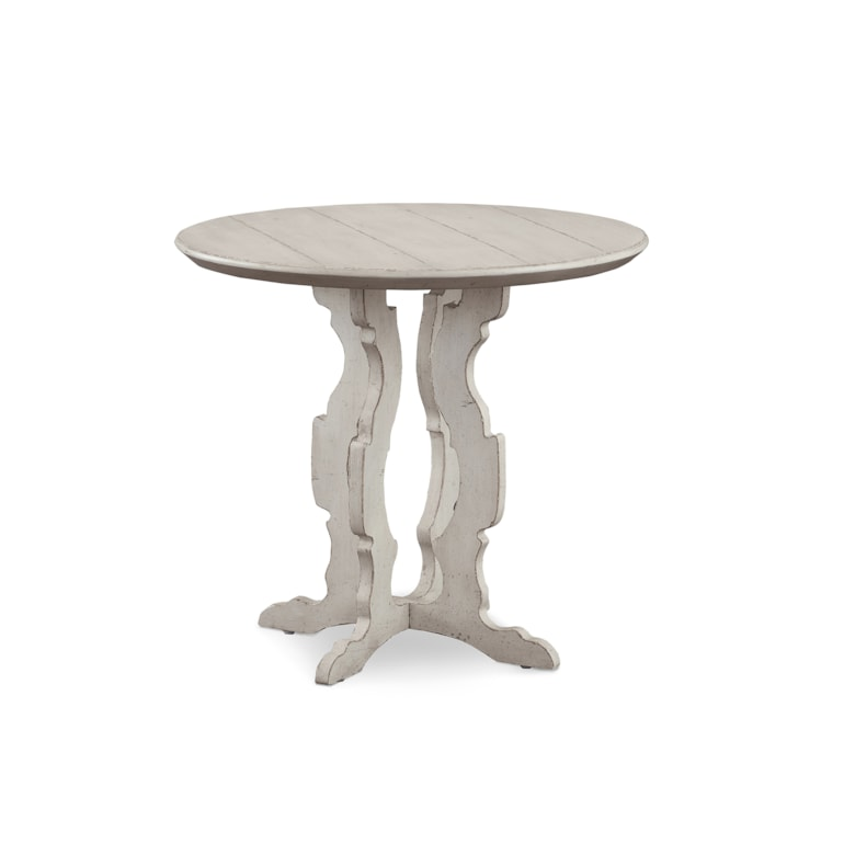 Shropshire Planked End Table