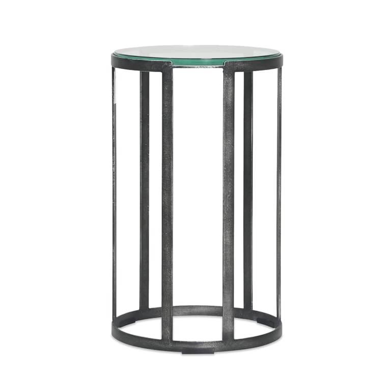 Round Leg Drink Table