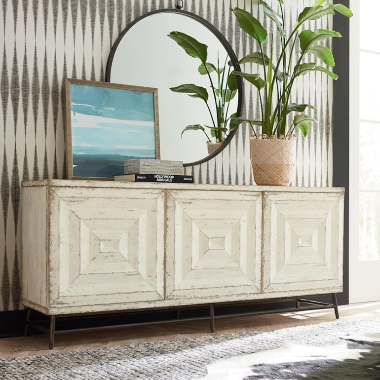 Mirage Three Door Credenza
