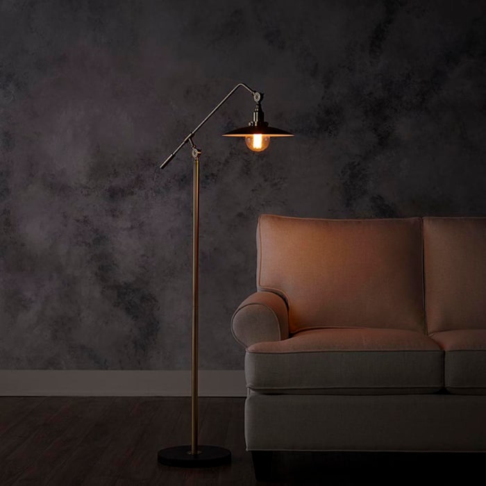 Dwight Adjustable Floor Lamp