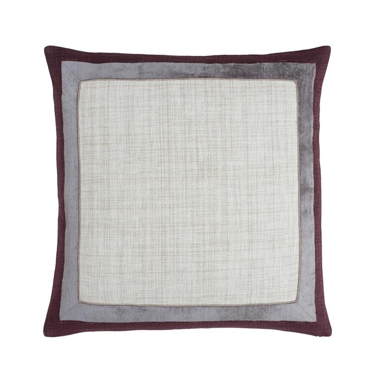 Dakota Pillow Cover Wine
