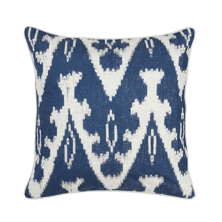 Chandra Pillow Cover Navy