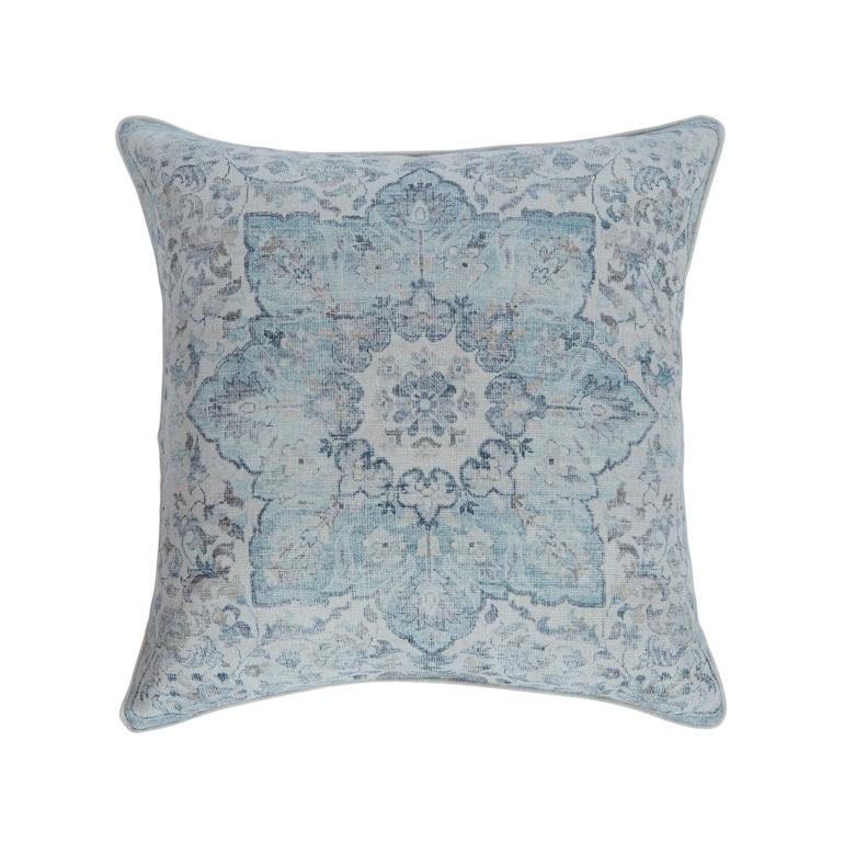 Monica Pillow Cover Blue